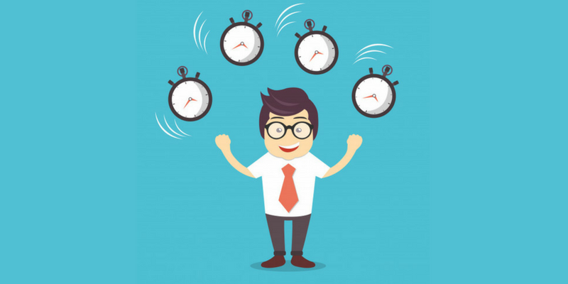 Prioritise according to urgency - Create Good Work Habits