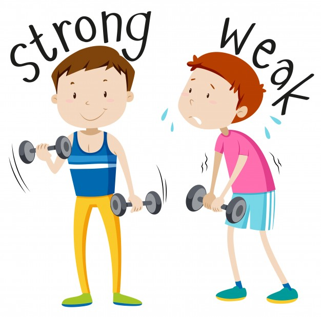 Consider the Strengths instead of Weaknesses